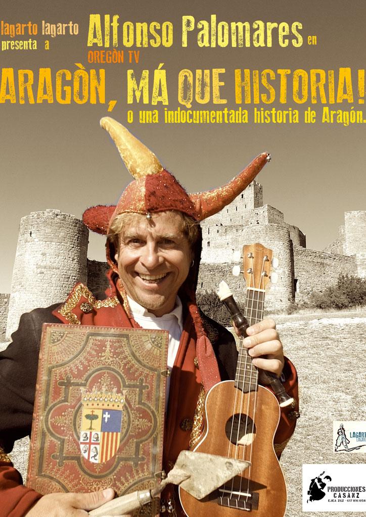 ¡Aragón, má qué Historia!